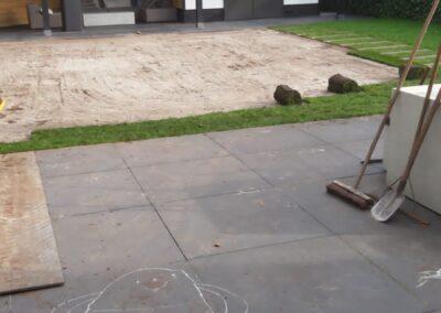 vernieuwen grasveld