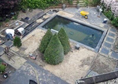herinrichten vernieuwen tuin